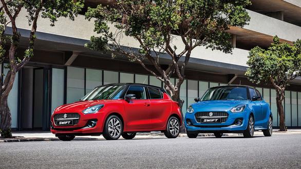 Suzuki Swift - Cá tính khác biệt dẫn lối đi riêng - Ảnh 1.