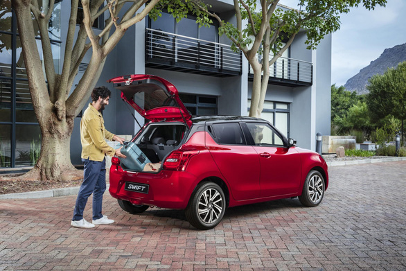 Suzuki Swift - Cá tính khác biệt dẫn lối đi riêng - Ảnh 2.