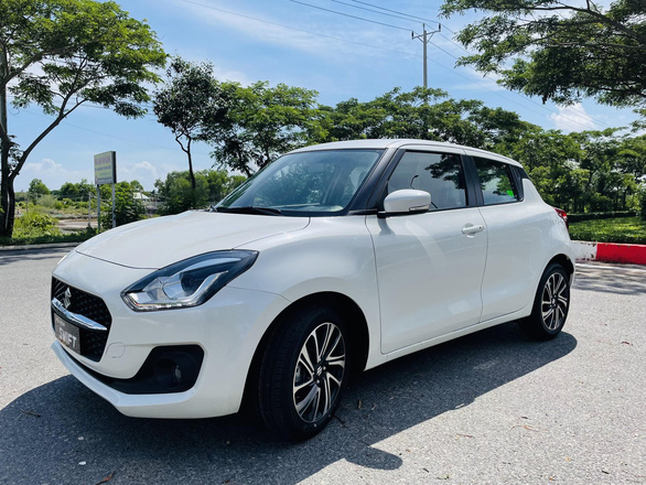 Suzuki Swift - Cá tính khác biệt dẫn lối đi riêng - Ảnh 3.