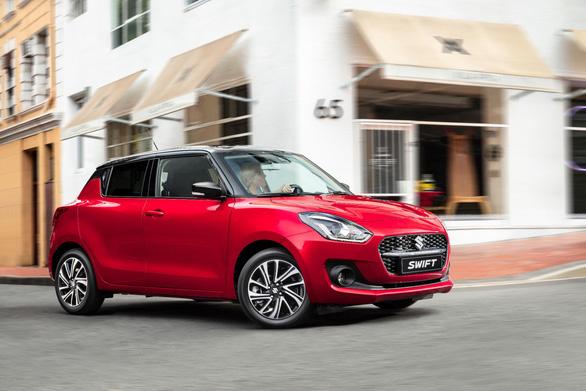 Suzuki Swift - Cá tính khác biệt dẫn lối đi riêng - Ảnh 4.