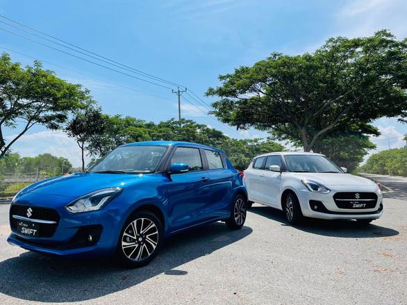 Suzuki Swift - Cá tính khác biệt dẫn lối đi riêng - Ảnh 5.
