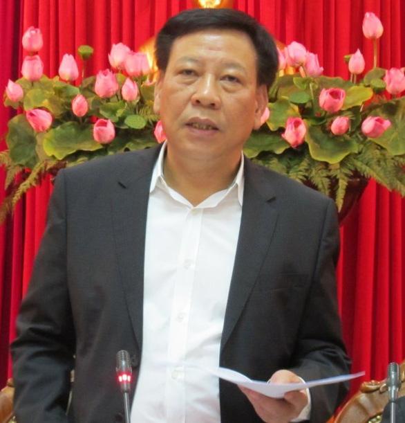 Nguyên giám đốc Sở Văn hóa - thể thao và du lịch Hà Nội Tô Văn Động bị đề nghị xử lý - Ảnh 1.
