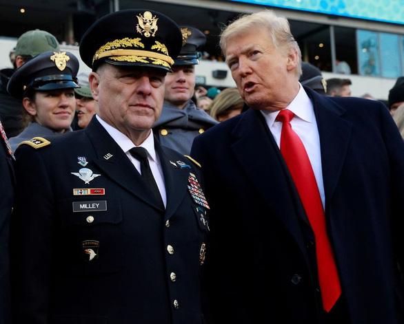 Ông Trump bác thông tin có ý định đe dọa đảo chính - Ảnh 1.
