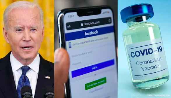 Tổng thống Mỹ: Facebook giết người bằng tin giả - Ảnh 1.
