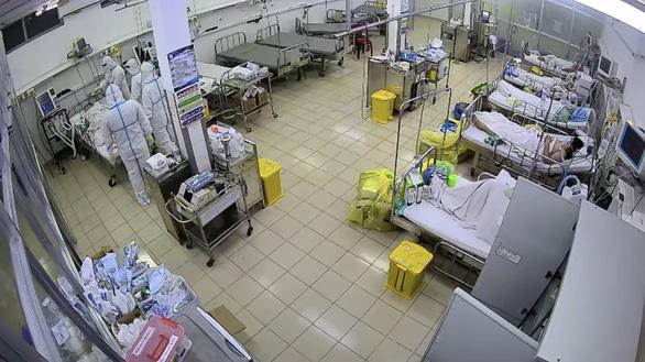 Bệnh viện Long An đang phong tỏa vẫn điều trị thành công 2 bệnh nhân COVID-19 nặng - Ảnh 1.