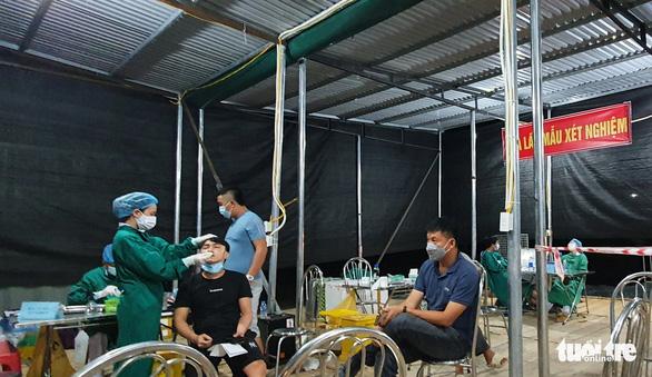 DỊCH COVID-19 NGÀY 17-7: Hải Phòng ghi nhận 2 tài xế container dương tính đến từ Bà Rịa - Vũng Tàu - Ảnh 1.