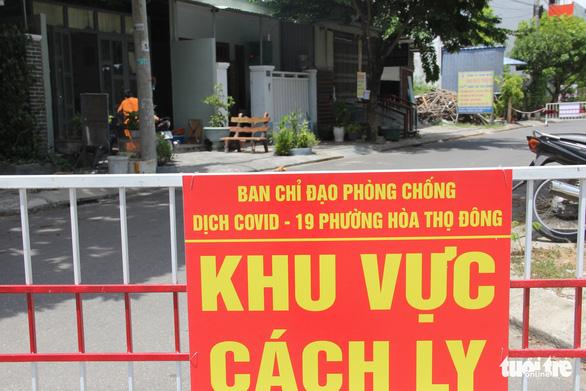 Phát hiện 10 chuỗi ca mắc trong cộng đồng, Đà Nẵng sẽ xét nghiệm hộ gia đình - Ảnh 1.