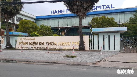 Đăng thông tin tiêm dịch vụ vắc xin COVID-19 sai, bệnh viện bị phạt 50 triệu đồng - Ảnh 1.