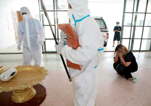 Thái Lan ghi nhận kỷ lục kép về COVID-19, Indonesia vượt Brazil về ca nhiễm mới theo ngày - Ảnh 1.