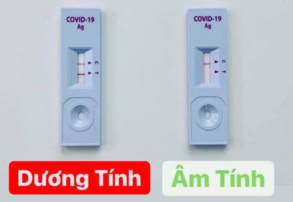HỎI - ĐÁP về dịch COVID-19: Test nhanh COVID-19 bán trên mạng, có nên mua về thử? - Ảnh 1.