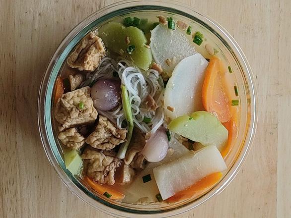 Bún tương sả: Món ăn thuở cơ cực, thấm vào máu thịt lúc nào không hay - Ảnh 3.