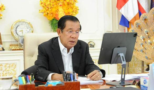 Campuchia hỗ trợ tiền mặt, vật tư y tế giúp Việt Nam chống dịch COVID-19 - Ảnh 1.