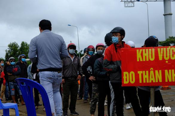 Hàng ngàn người ở Đồng Nai, Bình Dương, TP.HCM đang đổ về Tây Nguyên - Ảnh 7.