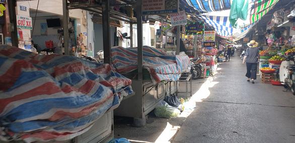 TP.HCM ra văn bản khẩn: xây dựng phương án tổ chức điểm bán thực phẩm tại các chợ tạm ngưng - Ảnh 1.