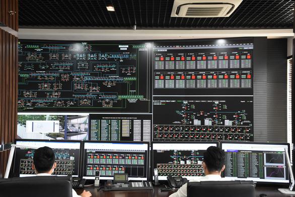 Đảm bảo nguồn cung ứng điện cho Hà Nội trong điều kiện dịch phức tạp - Ảnh 1.