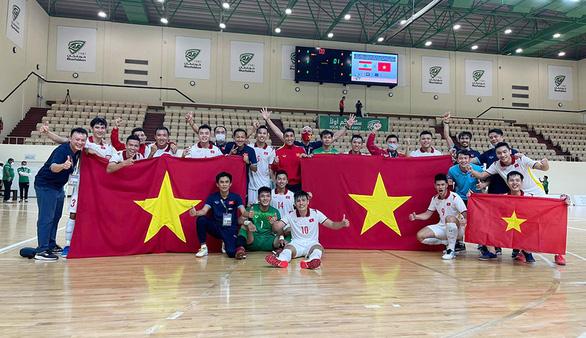 Đội tuyển futsal Việt Nam tập trung 22 cầu thủ chuẩn bị cho World Cup 2021 - Ảnh 1.