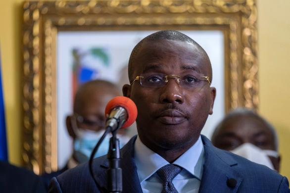 Thủ tướng lâm thời Claude Joseph của Haiti tuyên bố từ chức - Ảnh 1.