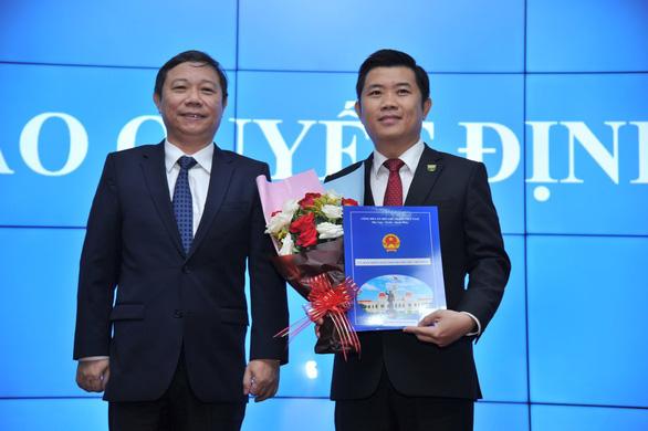 ĐH Y khoa Phạm Ngọc Thạch có hiệu trưởng 45 tuổi - Ảnh 1.