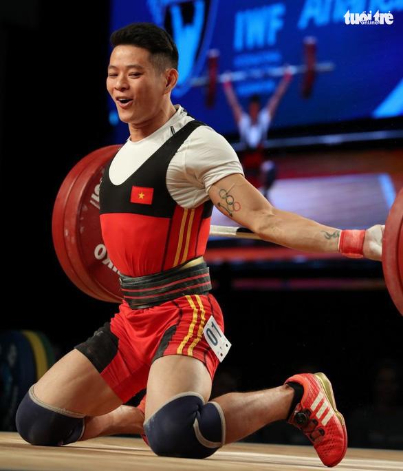 Thể thao Việt Nam tại Olympic Tokyo: Hy vọng huy chương ở cử tạ - Ảnh 1.