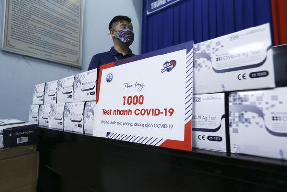 VBA chung tay chống dịch COVID-19 tại Khánh Hoà - Ảnh 2.