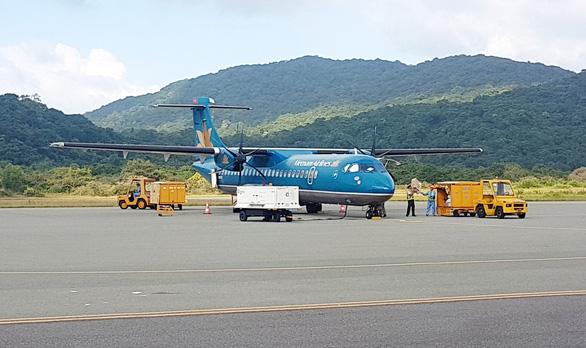 Mở rộng đường băng, nhà ga để sân bay Côn Đảo đón 2 triệu khách - Ảnh 1.