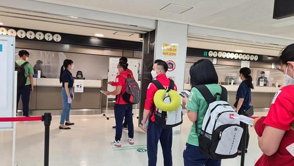 Đoàn thể thao Việt Nam âm tính với COVID-19, đã được nhập làng vận động viên tại Olympic Tokyo - Ảnh 1.