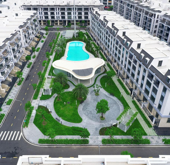 Van Phuc City nhận giải thưởng Dự án đáng sống 2021 - Ảnh 1.