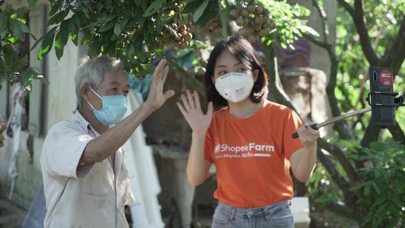 Shopee triển khai tiêu thụ nhãn và nông sản Hưng Yên từ đầu mùa - Ảnh 2.