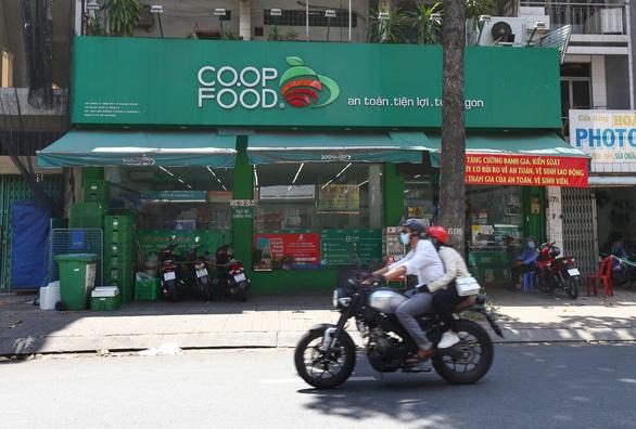 Chuyển công an điều tra 2 hợp tác xã góp vốn chui gần 600 tỉ vào Saigon Co.op - Ảnh 1.