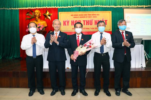 Ông Thái Bảo làm tân chủ tịch HĐND tỉnh Đồng Nai - Ảnh 1.