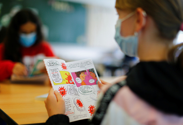 WHO: Nên xét nghiệm COVID-19 trong trường học - Ảnh 1.