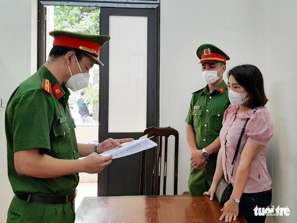 Khởi tố thêm 3 bị can vụ nâng khống thiết bị y tế ở Hà Tĩnh - Ảnh 1.