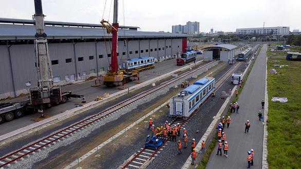 Liên danh NJPT thông báo tạm dừng các dịch vụ tư vấn ở tuyến metro số 1 - Ảnh 1.