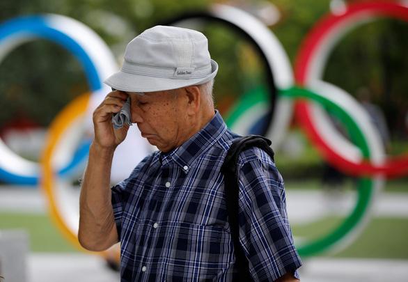 Định mệnh trớ trêu của cụ ông Nhật có thù với Olympic - Ảnh 1.
