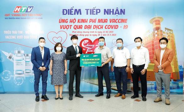 Van Phuc Group ủng hộ 5 tỉ đồng Quỹ vắc xin COVID-19 - Ảnh 2.