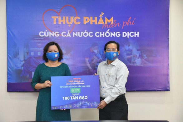 Van Phuc Group ủng hộ 5 tỉ đồng Quỹ vắc xin COVID-19 - Ảnh 3.