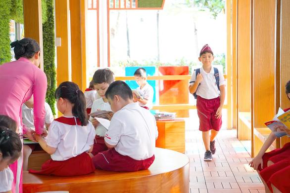 Hệ thống giáo dục liên cấp và những lợi ích hiếm có - Ảnh 3.