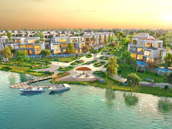 Sự thịnh vượng đến từ việc tối ưu giá trị sông nước trong qui hoạch đô thị - Ảnh 3.