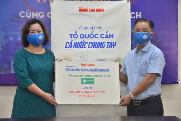 Van Phuc Group ủng hộ 5 tỉ đồng Quỹ vắc xin COVID-19 - Ảnh 4.