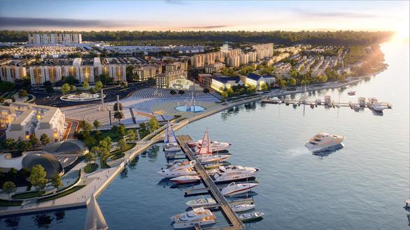 Sự thịnh vượng đến từ việc tối ưu giá trị sông nước trong qui hoạch đô thị - Ảnh 4.