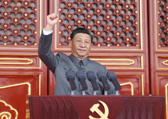 Kỷ niệm 100 năm thành lập đảng, ông Tập muốn trẻ hóa Trung Quốc - Ảnh 1.