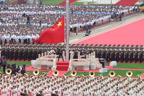 Trung Quốc đạt mục tiêu bách niên lần 1 - Ảnh 1.
