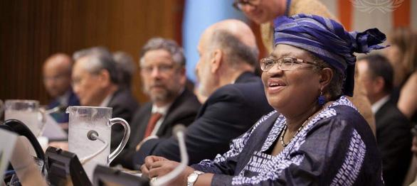 Người phụ nữ đầu tiên giữ ghế tổng giám đốc Tổ chức Thương mại thế giới - Ảnh 3.