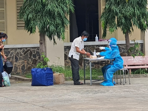 TP.HCM: Đã có 1.712 bệnh nhân COVID-19 ở Bệnh viện dã chiến số 1 xuất viện - Ảnh 1.