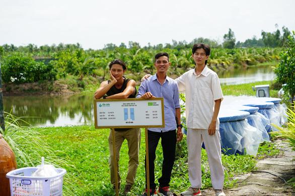 Những người dám giã từ ký lương - Kỳ 1: Rời TP.HCM về quê trồng dược liệu - Ảnh 1.