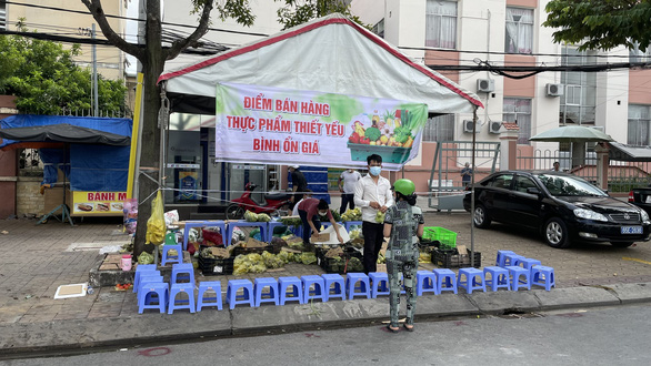 Cần Thơ: Đưa chợ ra phố, dân dễ mua hàng - Ảnh 2.
