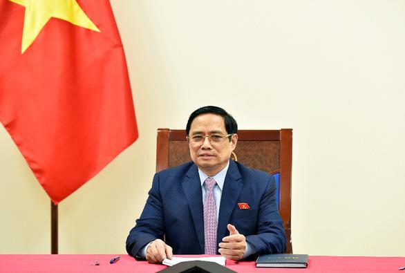 Thủ tướng Phạm Minh Chính cảm ơn Thủ tướng Hun Sen hỗ trợ ứng phó COVID-19 - Ảnh 1.