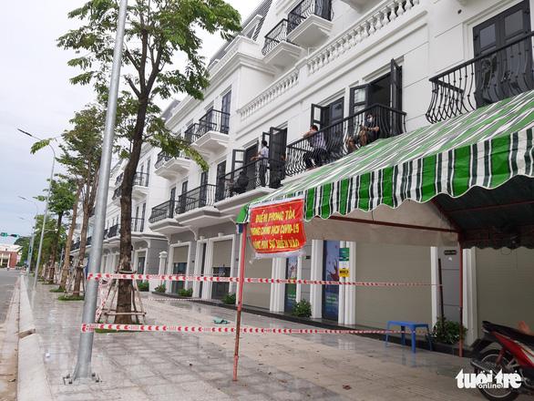 6 nhân viên dương tính, phong tỏa ngân hàng VP Bank chi nhánh Tiền Giang - Ảnh 1.