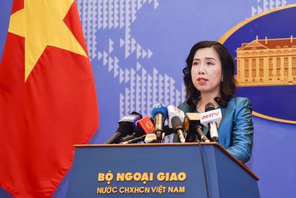 Việt Nam hoan nghênh việc đạt thỏa thuận với Mỹ về vấn đề tiền tệ - Ảnh 1.