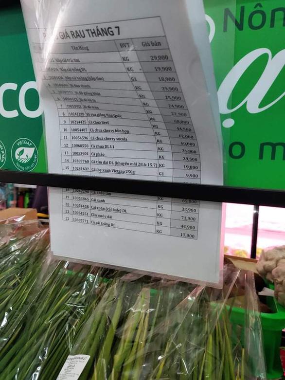 Siêu thị mang thịt, cá, rau... ra tận cửa bán, khách ghi đơn hàng nhờ đi chợ giùm - Ảnh 5.
